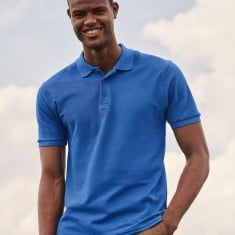 Fruit of The Loom Premium 100% Cotton Polo