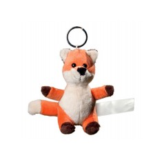 Fox Soft Toy Keyring