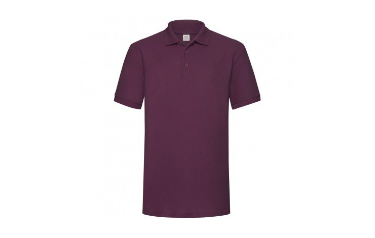 Fruit of The Loom Heavyweight Pique Polo Shirt