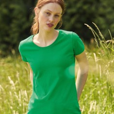 Fruit of The Loom Lady Fit Valueweight T Shirt