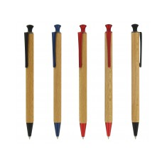 Wooden Gel Ink Pens