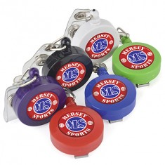 Full Colour Bungee / Ski Pass Holder
