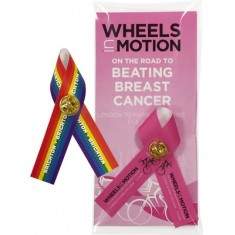 Full Colour Campaign Ribbon