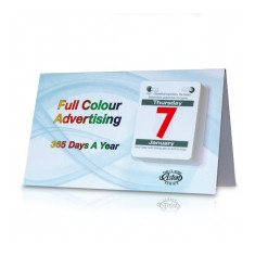 Full Colour Desk Pad Calendar