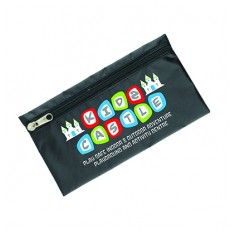 Nylon Full Colour Pencil Case