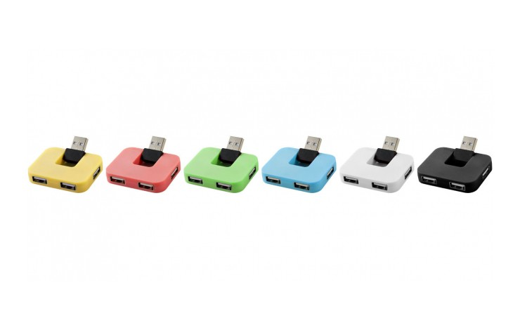 Gaia 4 Port USB Hub