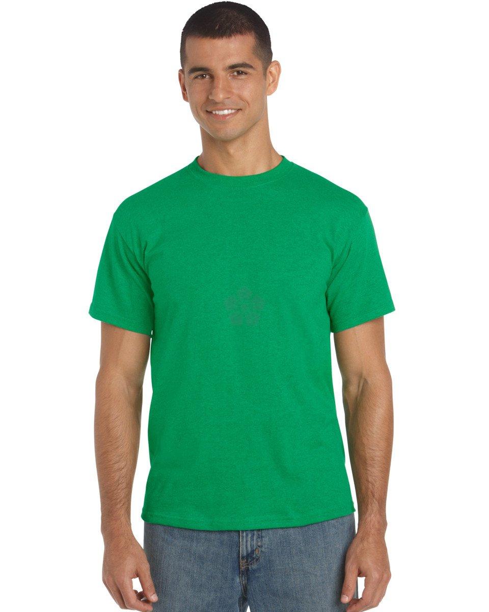 Promotional gildan heavy t shirt personalised by mojo for Custom t shirts gildan