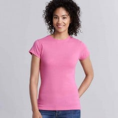 Gildan Ladies Fitted T Shirt