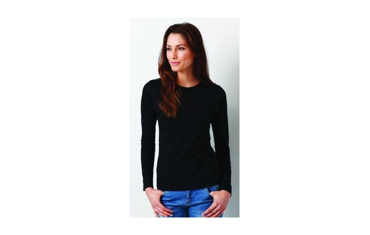 Gildan Ladies Soft Style Long Sleeve T Shirt