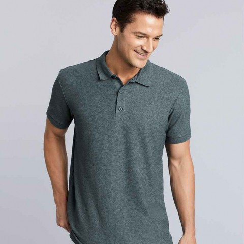 Gildan Premium Cotton Double Pique Polo