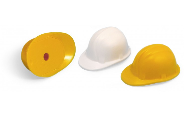 Green & Good Hard Hat Sharpener