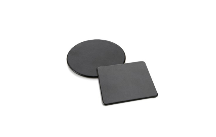 Hampton Leather Coaster