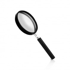 Hand Held Magnifying Glass