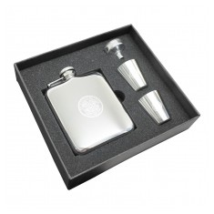 Harlow Hip Flask Gift Set