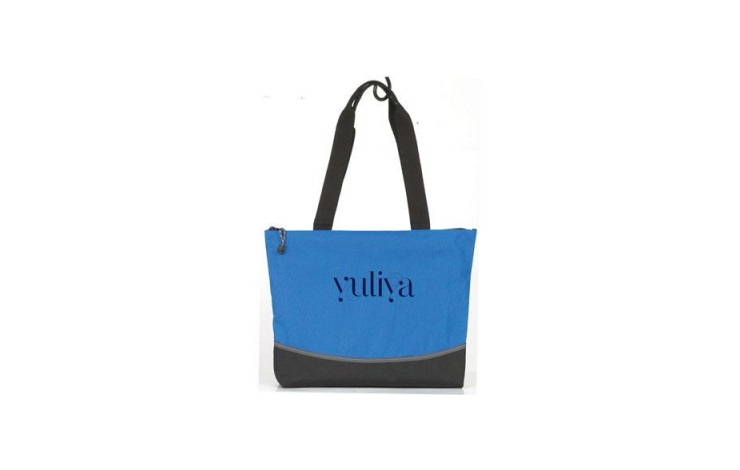 Indispensable Zippered Tote