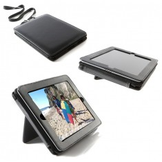 iPad Case with Dual Position Stand