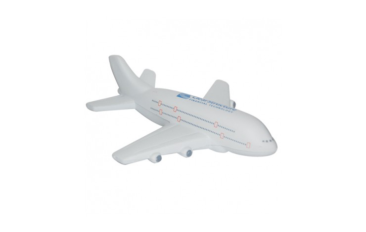 Jet Aeroplane Stress Toy