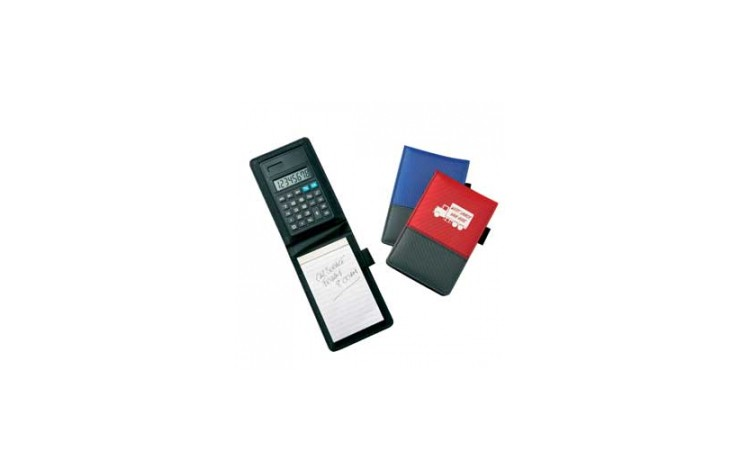 Jotter Pad and Calculator