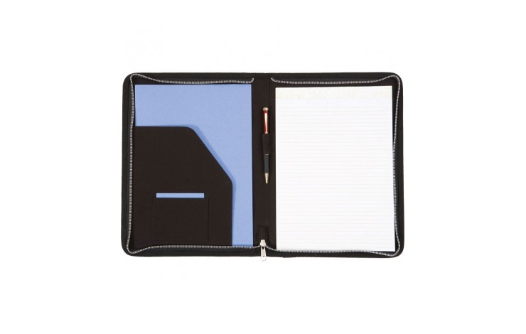 Kennington 8oz Cotton Canvas Zipfolios