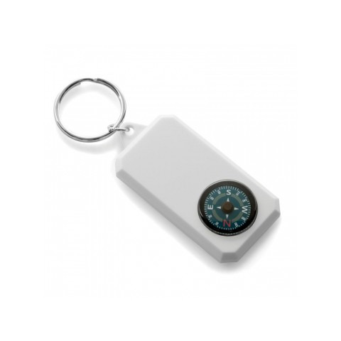 Key holder with Compass