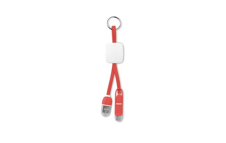 Keyring with USB