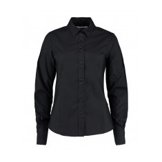 Kustom Kit Ladies' City Long Sleeve Shirt