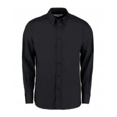 Kustom Kit Men's City Long Sleeve Business Shirt