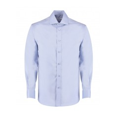 Kustom Kit Men's Executive Premium Long Sleeve Oxford Shirt