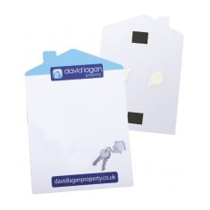 Laminated Card Memo Board Set