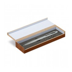 Laser & LED Light Pen in Wooden Box