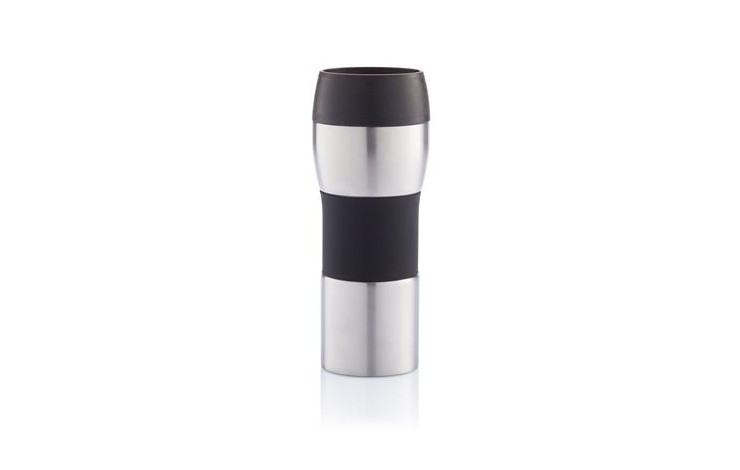 Leak Proof Tumbler with Grip