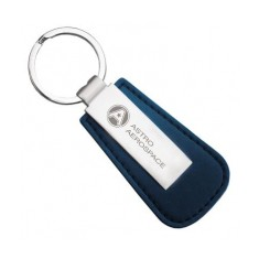 Leather Sapporo Keyring