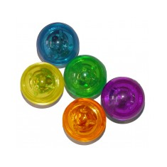 LED Flashing Bouncy Ball