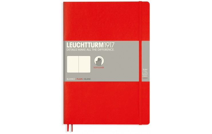 Leuchtturm1917 B5 Soft Cover Notebook
