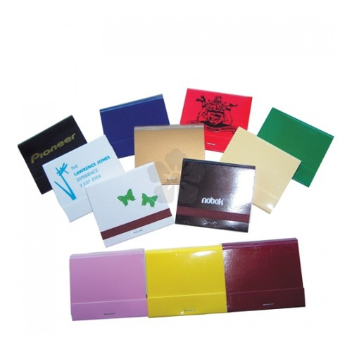 Promotional Matchbook, Personalised by MoJo Promotions