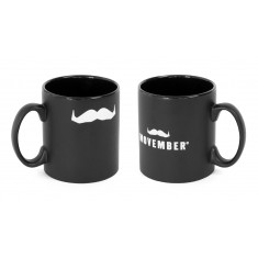 Matt Black Cambridge Mug