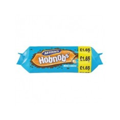 McVite's Milk Chocolate HobNobs