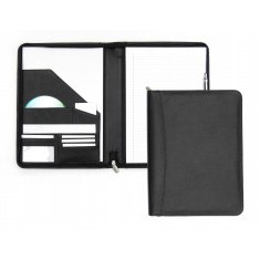 Melbourne A4 Zipped Conference Folder