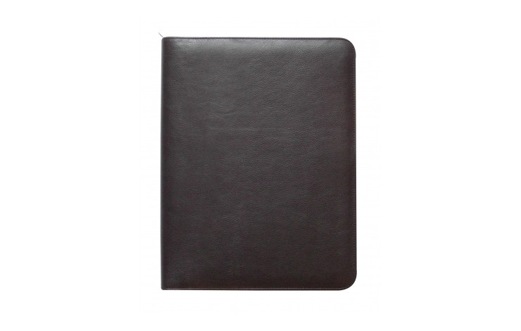 Melbourne A4 Zipped  iPad Folder