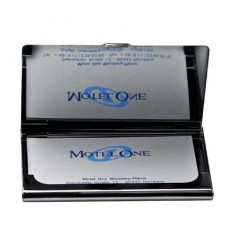 Metal Business Card Holder Derby