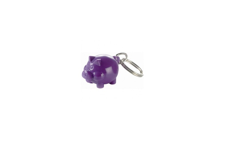 Mini Piggy Keyring