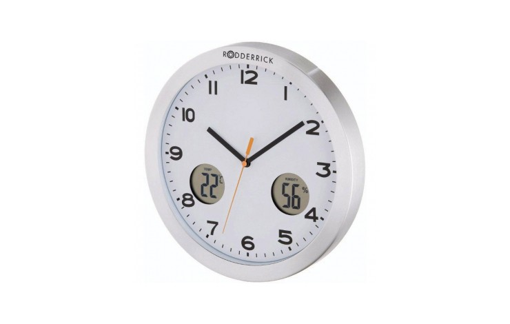 Multi Function Wall Clock