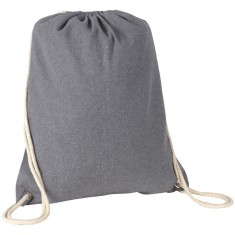 Newchurch Recycled Drawstring Bag