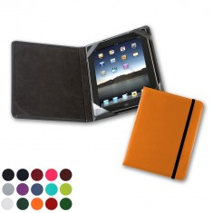 Notebook Style PU iPad Case
