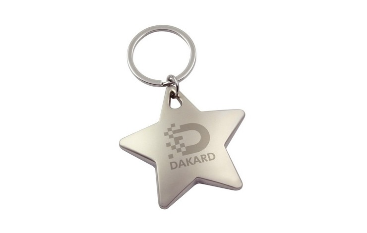 Novelty Metal Key Ring