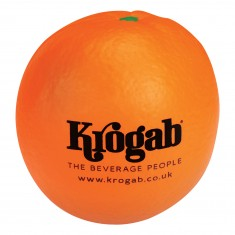 Orange Stress Item
