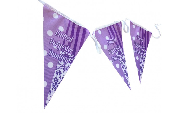 Outdoor Bunting - Polyester