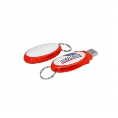 Oval Twister USB