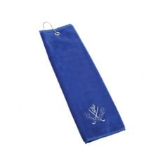 Oxford Tri-Fold Golf Towel
