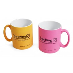 Pantone Matched Durham ColourCoat Mug